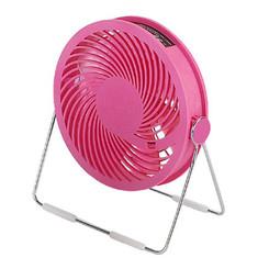 Silverstone AP121P-USB (Pink) USB Air Channeling Grille Desktop Fan