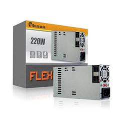 Solid Gear SDGR-FLEX220 220W Mini-ITX / FLEX ATX Power Supply