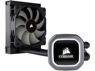 Corsair CW-9060036-WW H60 120mm Fan Liquid CPU Cooler