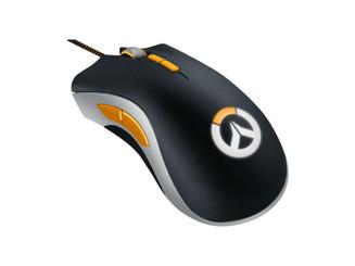 Razer RZ01-02010300-R3M1 Overwatch Deathadder Elite Gaming Mouse