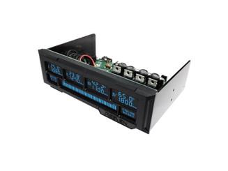 REEVEN RFC-03 FOUR Eyes Touch Fan Controller - Black