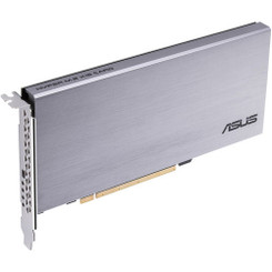 Asus HYPER M.2 X16 Card M.2 X16 PCIE Card up to 128Gbps