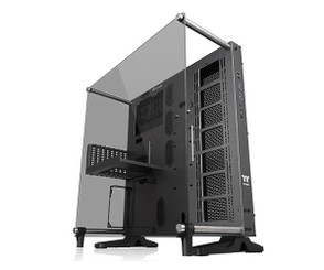 Thermaltake CA-1E7-00M9WN-00 Core P5 Tempered Glass Ti Edition ATX Wall-Mount Chassis