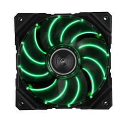 Enermax UCDFVD12P D.F.VEGAS DUO 120mm Red Green LED PWM Case Fan