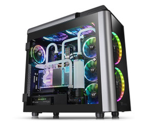 Thermaltake  CA-1K9-00F1WN-01  Level 20 GT RGB Plus Edition Full Tower Chassis