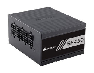 Corsair CP-9020104-NA SF450 450W SFX SATA 80PLUS GOLD ATX Power Supply
