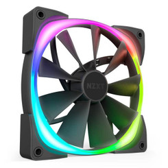 NZXT HF-28120-B1 Aer RGB 2 HF-28120-B1 120mm LED Case Fan