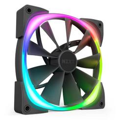 NZXT HF-28140-B1 Aer RGB 2 140mm LED Case Fan