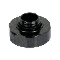 Swiftech  QC-NS-G1/4-M-BK Black Chrome Lok-Seal G1/4 Male End Cap