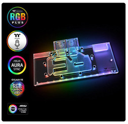 Thermaltake CL-W248-CU00SW-A Pacific V-RTX 2080 Plus (ASUS ROG)