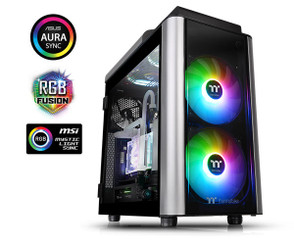 Thermaltake CA-1K9-00F1WN-02 Level 20 GT ARGB Full Tower Chassis