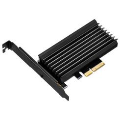 Silverstone SST-ECM24  1 x M.2 (M Key) to 1 x PCI-E x4 Converter