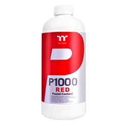 Thermaltake CL-W246-OS00RE-A (1000ml) P1000 Pastel Coolant - Red