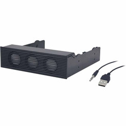 Bytecc SP-530 5.25inch Front Panel Speaker with Bracket for 2.5inch/3.5inch HDD/SSD