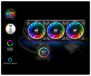 Thermaltake  CL-W235-PL12SW-A FLOE RIING RGB 360 TR4 EDITION
