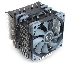 Scythe SCFM-2000 Fuma 2 Dual Fan Intel/AMD AM4 Multi Socket CPU Cooler