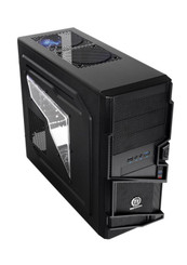 Thermaltake VN400A1W2N Commander MS-I Mid Tower ATX Gaming Case Black