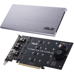 Asus HYPER M.2 X16 Card v2 NVMe M.2 128Gbps PCIE