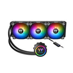 Thermaltake  CL-W234-PL12SW-A Water 3.0 360 ARGB Sync All-in-one 360mm Liquid Cooler
