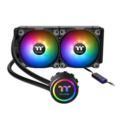 Thermaltake  CL-W233-PL12SW-A Water 3.0 240 ARGB Sync All-in-one 240mm Liquid Cooler