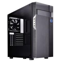 Silverstone SST-PS14B-EG (Tempered Glass) ATX/MATX/SSI-CEB Presion Series Case