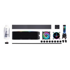 Thermaltake CL-W259-CU00SW-A Pacific CL360 Max D5 Hard Tube Water Cooling Kit