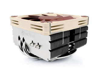 Noctua  NH-L9x65 SE-AM4 Low-Profile Quiet Cooler for AMD Ryzen AM4