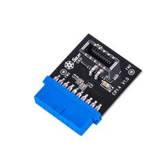 Silverstone SST-CP14  USB3.0 Internal 19Pin to USB3.1/3.2 20Pin Key A Adapter