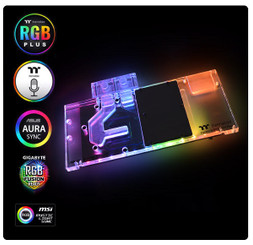 Thermaltake CL-W254-CU00SW-A Pacific V-RTX 2070 Plus (ASUS ROG)