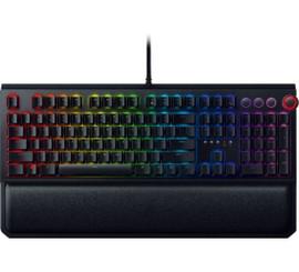 Razer RZ03-02620200-R3U1 BlackWidow Elite RGB Gaming Mechanical Green Switch Keyboard