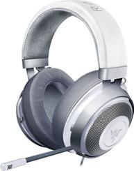 Razer RZ04-02830400-R3M1 Kraken Wired Stereo Gaming Headset - Mercury White