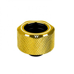 Thermaltake CL-W265-CU00GD-A Pacific G1/4 PETG Tube 16mm OD Compression – Gold