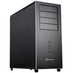 Silverstone SST-TJ04B-E (Black) Temjin Series ATX Mid Tower Case