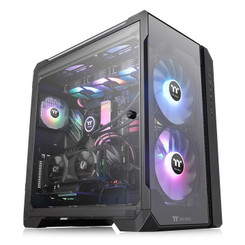 Thermaltake CA-1Q6-00M1WN-00 View 51 Tempered Glass ARGB Edition