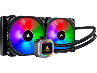 Corsair CW-9060038-WW H115i RGB PLATINUM Water Cooler