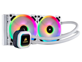 Corsair CW-9060042-WW H100i RGB PLATINUM SE Water Cooler