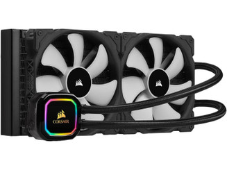 Corsair CW-9060044-WW iCUE H115i RGB PRO XT Water Cooler