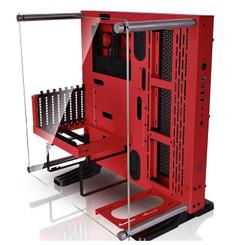 Thermaltake CA-1G4-00M3WN-02 Core P3 TG SE Red ATX Open Frame PC