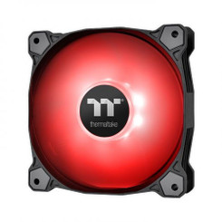 Thermaltake CL-F110-PL14RE-B Pure A14 Radiator Fan (Single Pack)-Red