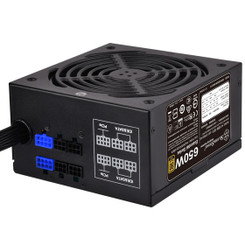 Silverstone SST-ET650-HG 650W 80 PLUS Gold Semi Modular ATX Power Supply