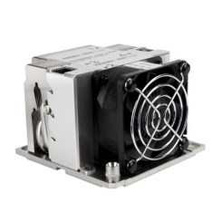 Silverstone SST-XE02-3647S Intel LGA 3647 Square 2U SFF Server CPU Cooler