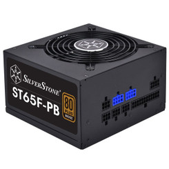 Silverstone SST-ST65F-PB 650W 80 PLUS Bronze Modular Cable ATX Power Supply
