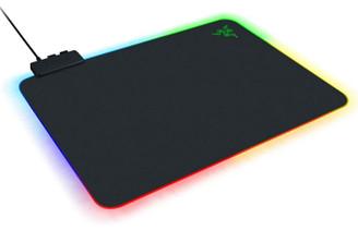 Razer RZ02-03020100-R3U1 Firefly Hard V2 RGB Gaming Mouse Pad
