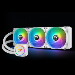 Thermaltake  CL-W302-PL12SW-A TH360 ARGB Sync Snow Edition AIO Liquid Cooler