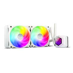 Silverstone SST-PF240W-ARGB Integrated Addressable RGB 2x120mm All-in-One Liquid Cooler