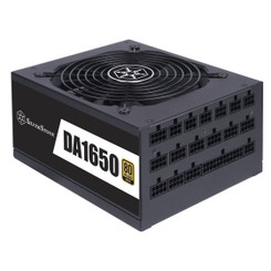 Silverstone SST-DA1650-G DA1650 Gold 80 PLUS Gold 1650W Fully Modular ATX Power Supply