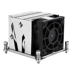 Silverstone SST-XE02-2066 2U Intel LGA 2011 / 2066 Square/Narrow Socket SFF CPU Cooler