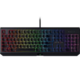 Razer RZ03-02860200-R3U1 BlackWidow Mechanical Green Switch Keyboard with RGB Back Lighting
