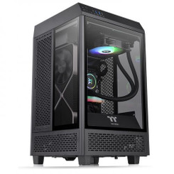 Thermaltake CA-1R3-00S1WN-00 The Tower 100 Mini Chassis