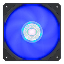 CoolerMaster MFX-B2DN-18NPB-R1 SickleFlow 120 V2 Blue Led PWM Fan Air Balance Design
